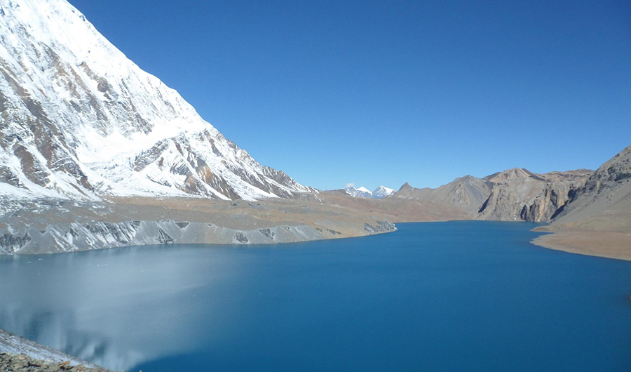 Annapurna with Tilicho Lake Trek