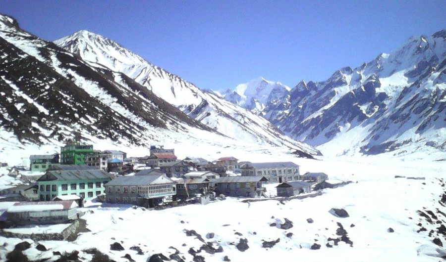 Langtang Valley Trek with Ganjala Pass