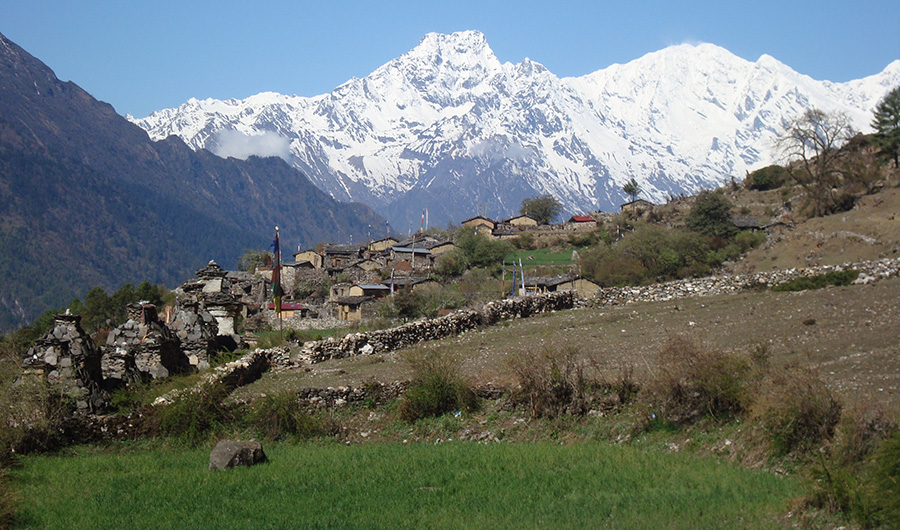 Manaslu with Annapurna Trek and Tilicho Lake 23 Days