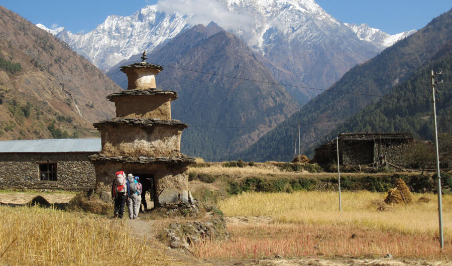 Tsum Valley Trek 20 Days