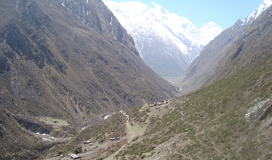 Tsum Valley and  Manaslu Trek 25 Days